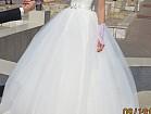 Элегантное свадебное платье р. 42-44