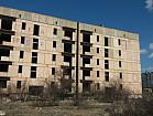 Под разборку недостроенные здания