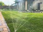 Полив газонов, трава для газонов