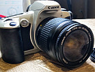 Фотоаппарат Canon EOS 500N с объективом Canon Zoom Lens EF 28-80mm