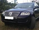 Запчасти на  Volkswagen Touareg 2.5 тди  2005 год