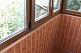 Ремонт, обшивка балкона.