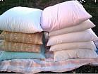 Куплю старые подушки,перины,пух-перо утки и гуся.
