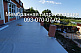Мембранная гидроизоляция террас, балконов в Кривом Роге