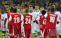 Три футболиста «Кривбасса» вызваны в сборные