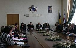 В Днепропетровской области начал работу ресурсный центр для органов самоорганизации населения