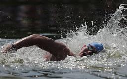 Криворожанин стал призером Чемпионата Украины по плаванию на открытой воде