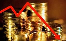 Золотовалютные резервы Украины достигли минимума за последние 6 лет