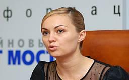 Депутат облсовета Виктория Шилова требует у Вилкула 50 млн гривен на «Кривбасс»