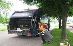 В Кривом Роге подорожает вывоз мусора
