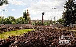 Осенью в Кривом Роге планируют открыть обновленный мемориальный комплекс «Победа»