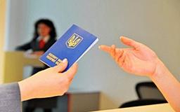 Задолженность по загранпаспортам в Кривом Роге и области ликвидируют до конца июля