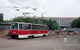 В Кривом Роге трамваи превращают в пункты обогрева для бездомных
