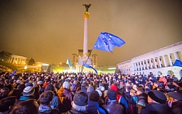 Евромайдан увековечен в Книге рекордов Украины