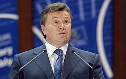 Янукович перенес вступление в силу закона о государственной службе на январь 2015 года