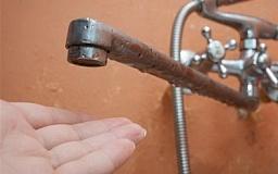 Выпускников Жовтневого района «поздравили» отключением горячей и холодной воды