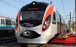 Остановка скоростного поезда «Hyundai» возле Кривого Рога – стала постоянной