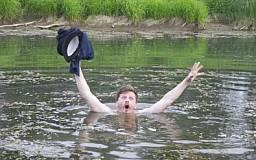 Криворожан просят не купаться в нетрезвом виде