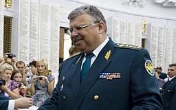 Кривой Рог с неофициальным визитом посетил начальник таможни Российской Федерации (ОБНОВЛЕНО)