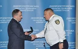 Губернатор Днепропетровщины поздравил «участковых» с 90-летием службы участковых инспекторов Украины
