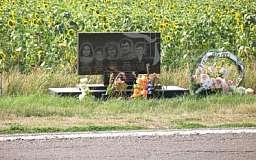 Автодор просит криворожан не устанавливать памятники на обочинах дорог