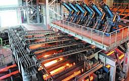 Машина непрерывного литья заготовок конвертерного цеха ПАО «АрселорМиттал Кривой Рог» вышла на проектную мощность