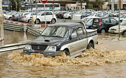 Кривой Рог готовится к наводнению