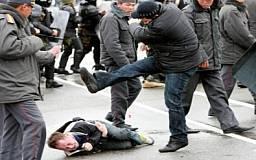 За 200 гривен грабители избили жертву ногами