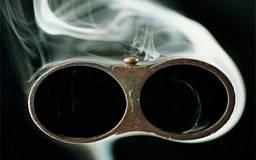 В центре Кривого Рога мужчина разгуливал с обрезом винтовки