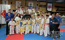 Криворожские каратисты триумфовали на международных и областных соревнованиях