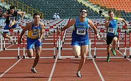 Спортсмены из Кривого Рога и области завоевали 27 медалей на чемпионате Украины по легкой атлетике