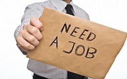 В Украине на одну вакансию претендуют шесть безработных