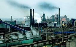 В Кривом Роге зафиксировано превышение концентрации пыли в 5 раз