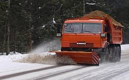 «Дорожники» не готовы к зиме, - ГАИ