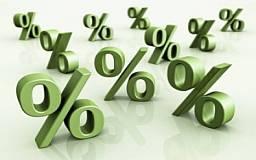 Ставки по кредитам в Украине снизятся до 14%