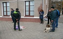 В Кривом Роге на вокзале задержали мужчину с «марихуаной» на 40 тыс. гривен