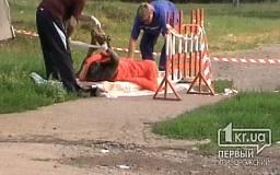 В Кривом Роге в канализационном колодце нашли труп мужчины