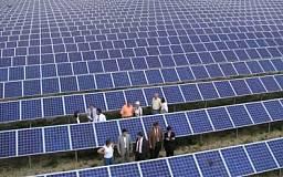 На Днепропетровщине построили две наземные солнечные электростанции
