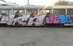 Захват скоростного трамвая в Кривом Роге