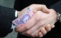Каждый пятый украинец дает взятки