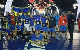Криворожский боец стал призером Чемпионата мира по ММА