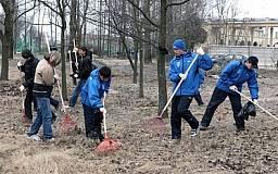 В Кривом Роге и области в субботниках примут участие около 770 тысяч жителей региона