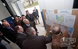 В Кривом Роге начался третий этап модернизации Карачуновского водопроводного комплекса