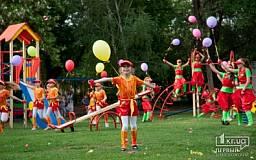 В Кривом Роге продолжат устанавливать детские площадки и тренажерные комплексы