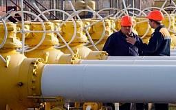 Украина продолжает не закупать газ у России