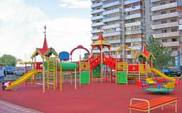 К лету в Кривом Роге и области установят 300 детских и спортивных площадок