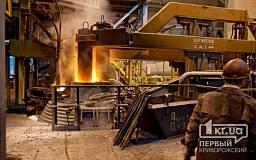 В Днепропетровской области выросли показатели производства стали на 7%