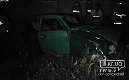 В Кривом Роге 22-летний пьяный водитель «Москвича» отправил двух девушек в больницу
