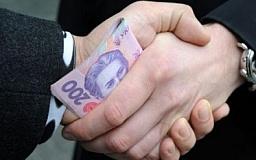 В Кривом Роге начальник одной из территориальных налоговых «погорел» на взятке
