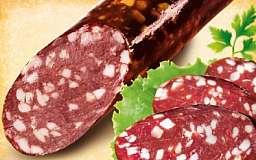 Эксперты оценили качество украинской колбасы